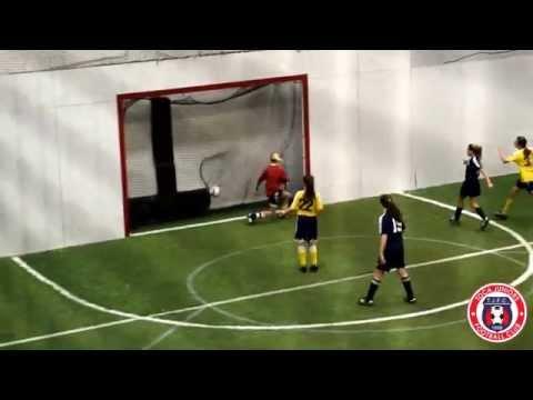 TOCATV: Toca Juniors U13 Girls Cheetahs (2nd Goal Isabella)