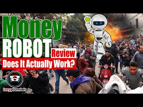 Money Robot Review - Does It Work? A Newbie's Insights With Live PROOF Revealed Inside