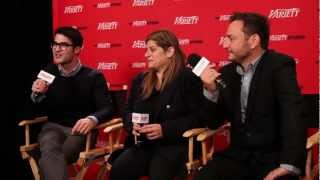 Darren Criss, Director Shari Springer Berman & Producer Robert Pulcini discuss 'Imogene'.
