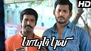 Paayum Puli Tamil Movie | Scenes | Vishal Tries to Deal with Kiran | Vishal | Soori | Kajal Agarwal