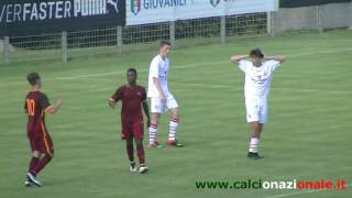 GIOVANISSIMI NAZIONALI, FINAL EIGHT: Roma-Vicenza 3-0