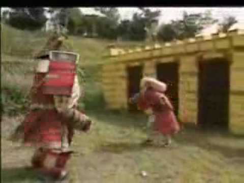 Takeshis Castle Sumo Rings