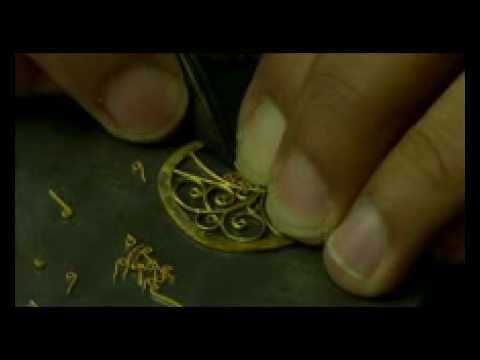 Traditional Jewellery Craftsmanship in Egypt
