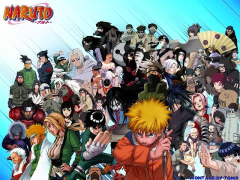 los 10 animes mas visto