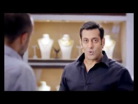 Gitanjali Jewellery New Ad Ft. Salman Khan - ...