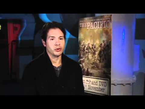 Jon Seda On The Pacific