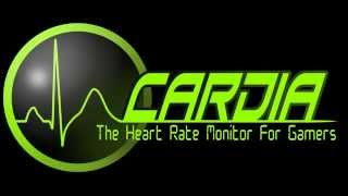 Cardia - The Heart Rate Monitor for gaming and broadcasting (multiplayer demo)