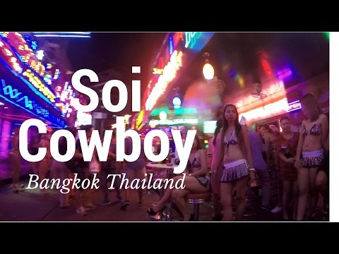 Back in Bangkok!   Soi Cowboy   Vlog 33