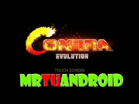 Contra Evolution para Android // Gameplay // No Root // Version Full