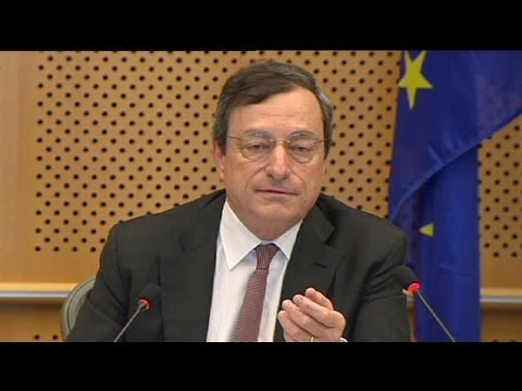 Draghi: 'EU must clarify euro vision'