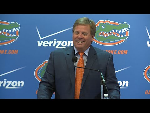 Florida Football: Jim McElwain Preseason Press Conference 8-5-15