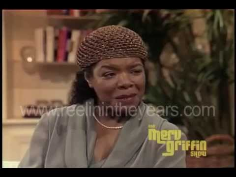 Dr. Maya Angelou - Interview on the Merv Griffin Show (1982)