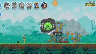 Level 6 Angry birds friends 21/7/2018 (Mobile ABF)