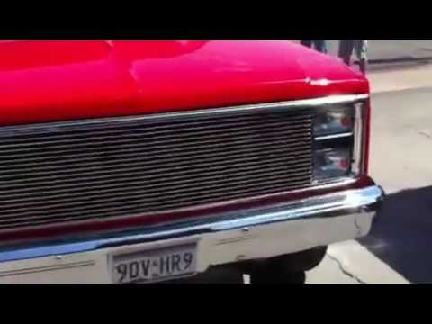 1984 Short Bed Chevy Silverado on 24's YouTube