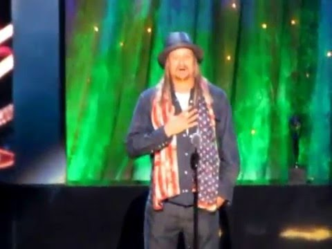 2016 Rock & Roll Hall of Fame Kid Rock inducts Cheap Trick -- Complete Speech