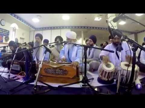 Dulla Ji Rehraas Sahib (Akhand Keertan Jatha Annual Smagam 2015)