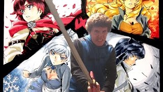 ALL  OF THE ACTION!!  ALL OF THE FEELS!! | Top Ten Over The Top Action Games + Monty Oum Tribute