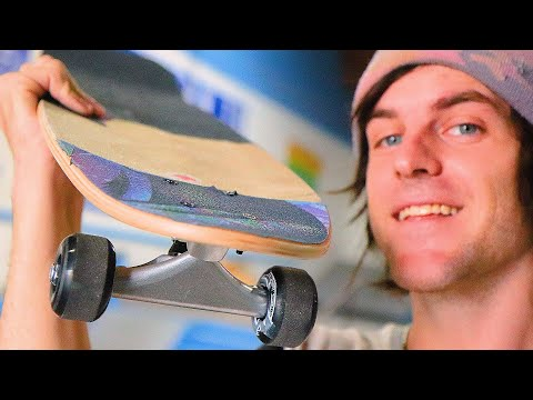THE CHEAPEST SKATEBOARD FROM A SKATE SHOP ($70 DOLLARS)