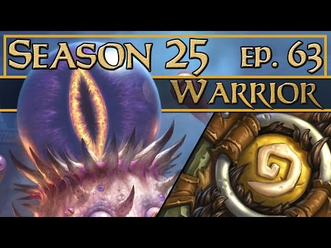 Hearthstone: Kolento plays C'Thun warrior (#63)