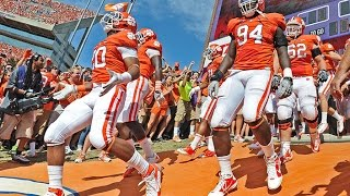 """Clemson Tigers Football Pump-Up 2016-17 - """"Resilience"""" ᴴᴰ"""