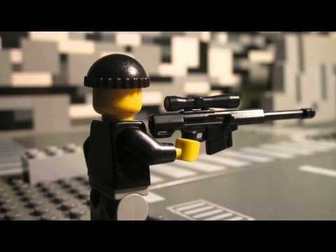 Lego GUNS! Music Videos
