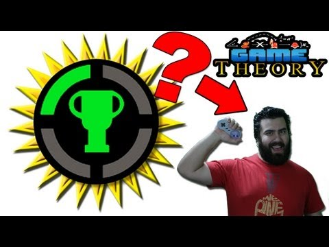"Game Theory: Why You're a Completionist (ft. Jirard and Greg from ""The Completionist"")"