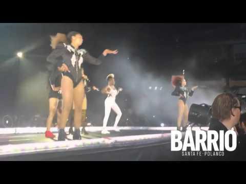 Beyoncé invita a fans a bailar al escenario Single Ladies