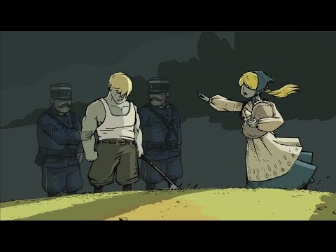 Valiant Hearts: The Great War - Come Back Trailer [US]