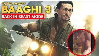Tiger Shroff's Heavy Gym For Baaghi 3 || Most Dangerous Action Movie 2020 || Shraddha Kapoor