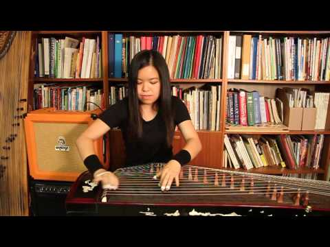 Metallica - One (Guzheng Cover)