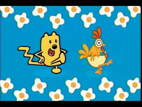 Wow! Wow! Wubbzy! - dance-dance Party video