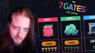 Gate 2 Is postponed (RIP) | Game Theory's ARG