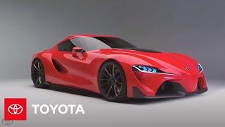 FT-1 Tour: Concept Car Overview | FT-1 | Toyota