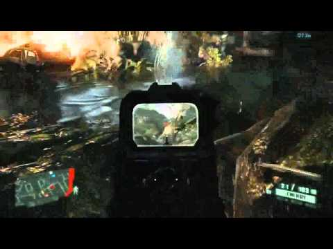 Rodando Crysis 3 DX10