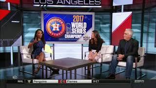 Cari Champion Long Legs Short Dress | ESPN