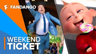 Now In Theaters: Tag, Incredibles 2 | Weekend Ticket
