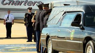 Final Homecoming For Fallen Hero - Pt. 1