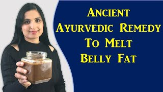 Cut Belly Fat in 10 days/ Fast Weight Loss/ Ayurvedic Remedy -SUMMER EDITION / Samyuktha Diaries