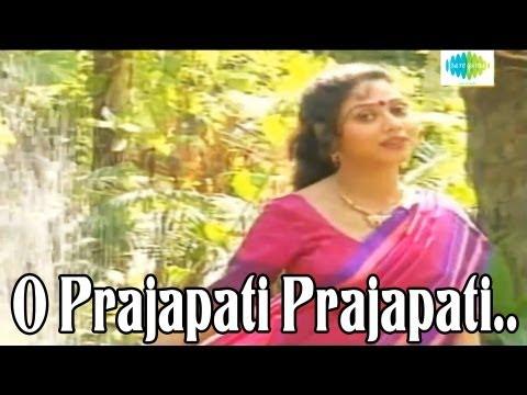 O Prajapati Prajapati Pakhna Melo | Bengali Song | Lata Mangeshkar...