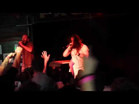 Andrew Wk - It's Time To Party Billings, Mt 8 19 14 video