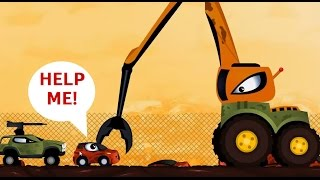 CAR YARD GAME - try to escape