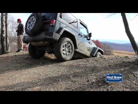 Rausch Creek Jeep Off Road Expedition