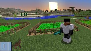 Minecraft Survival - Spawn Chunks [E001]