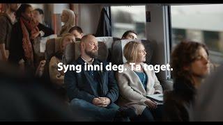 Syng inni deg Ta toget NSB