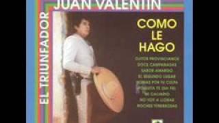 Ojitos Provincianos - Juan Valentin