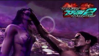 Tekken Tag Tournament 2 - Kazuya Arcade Ending Movie