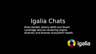 Igalia Chats: Web Ecosystem Health with Jeremy Keith and Stuart Langridge