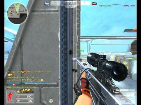 [X-Shot] Piercing power of Cold roar M82A1