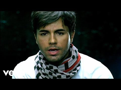Enrique Iglesias - Push ft. Lil Wayne Video