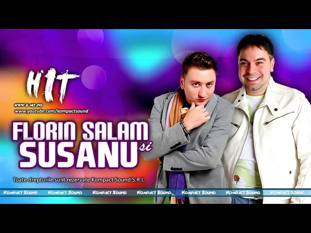 Florin Salam si Susanu - Mi-e dor de tine HIT 2013